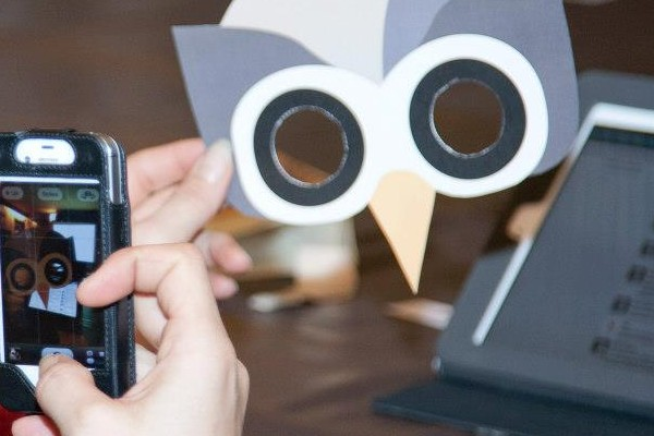 HootUp NL Owly Mask