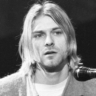 Celebrating the late Kurt Cobain's 46th Birthday.