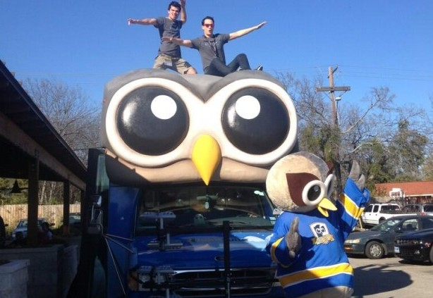 HootBus at generation social during sxsw