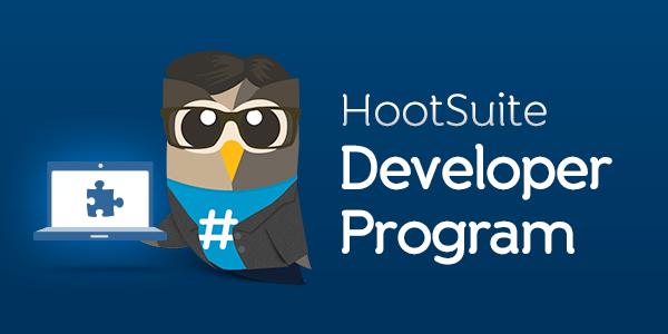 HootSuite Developer ProgramBlogHeader