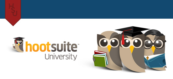 HootSuite University Blog Header