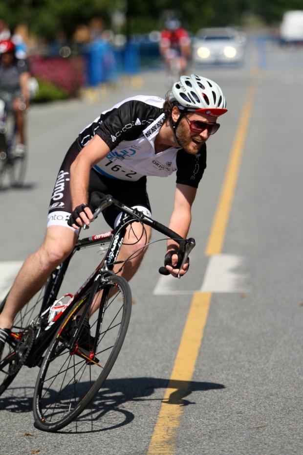 Ryan Holmes at UBC Grand Prix