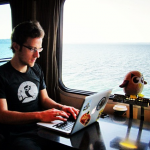 Hoottrak is all about the train experience aboard amtrak