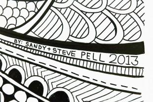mural sandy steve