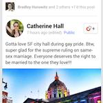 Google Plus One Update 150