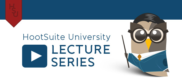 Social Media for HR - HootSuite University Lecture Series