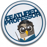HSU Featured Professor Badge