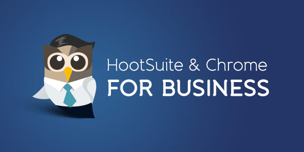 HootSuite is in the Chrome Store for business