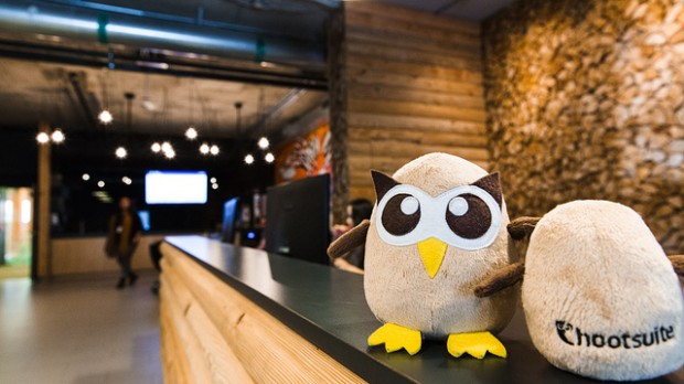 HootSuite Lobby