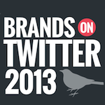 Brandwatch Brands On Twitter Infographic 150