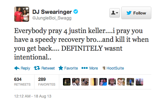 DJ Swearinger