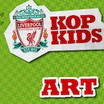 Liverpool FC fan art 150