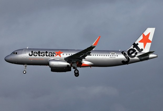 Image via Jetstar Airlines on flickr