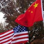 Chinese Flag 150