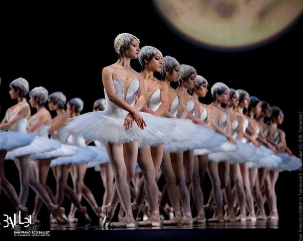 Photo of the San Francisco Ballet by