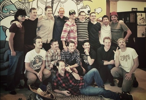 HootSuite Movember 2012