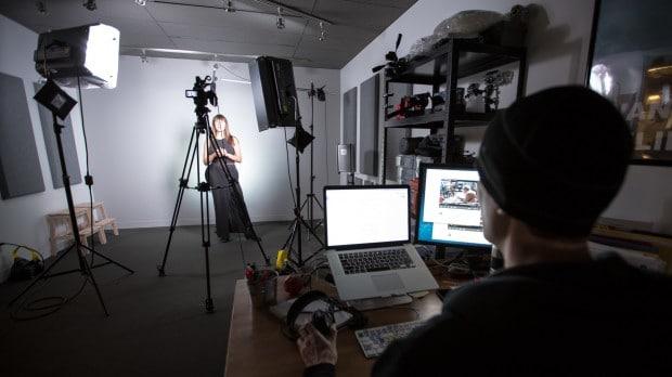 HootSuite studios