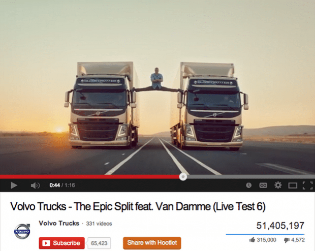 van damme video