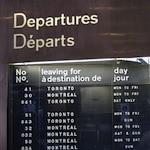 departures 150