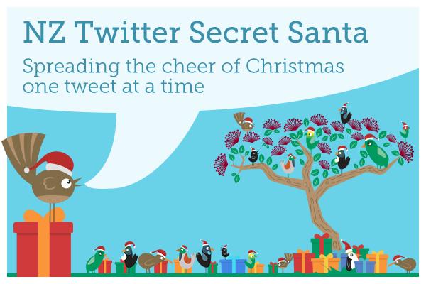 Image courtesy of New Zealand Secret Santa