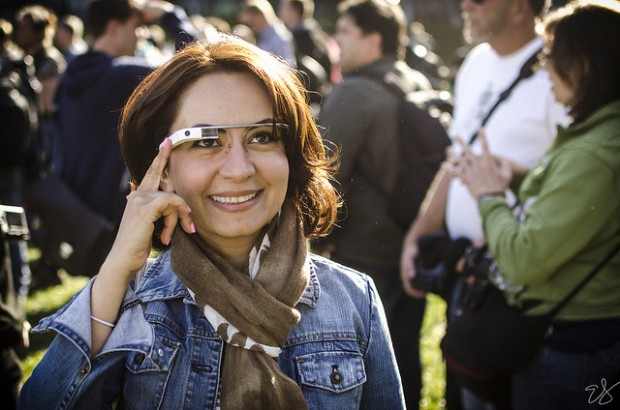 wearable tech google glass