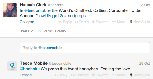 tescomobile awesome convo