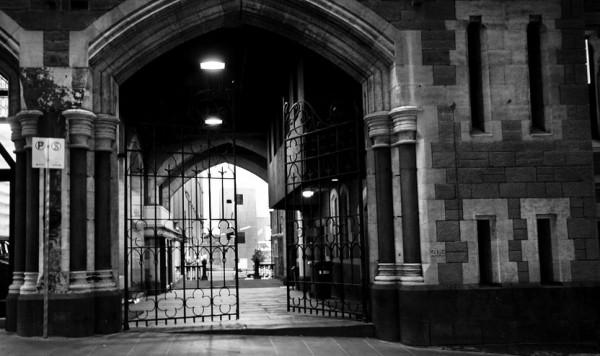 Getty opens gates