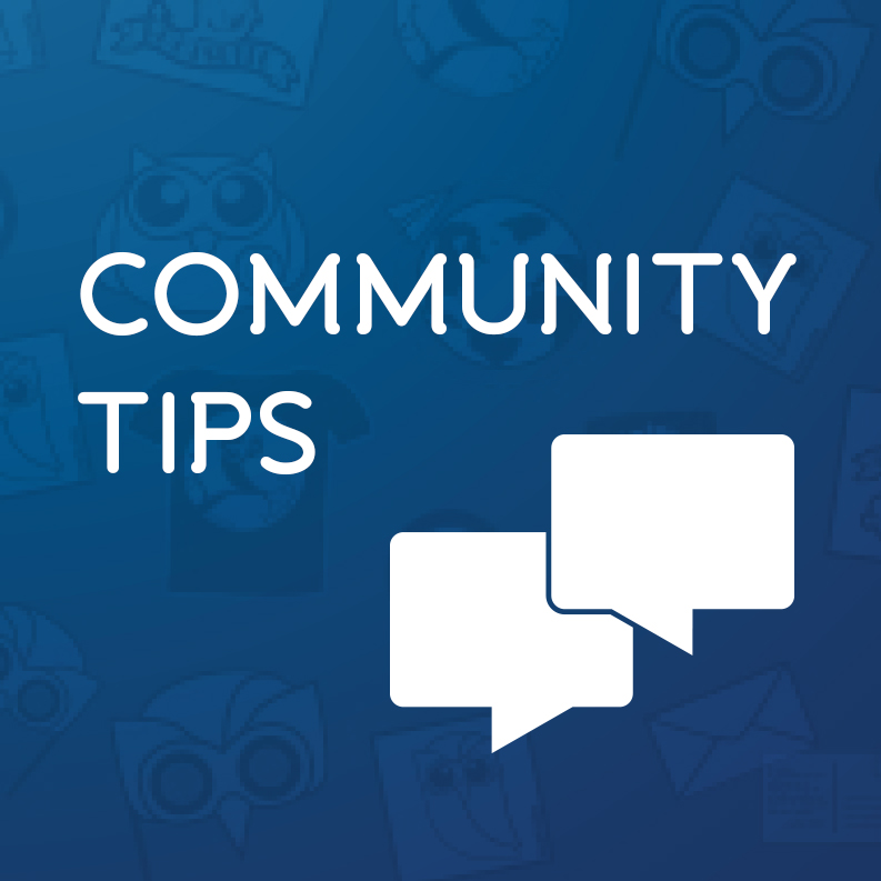 community-tips-february-icon