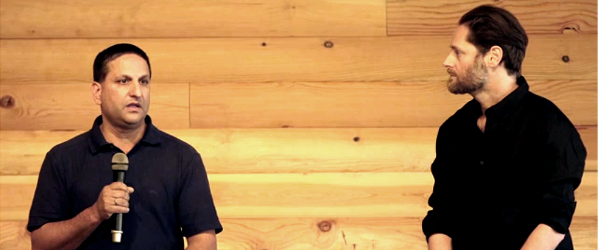 HootSuite CEO Ryan Holmes welcomes new CTO Ajai Sehgal to The Nest.