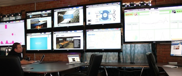 HootSuite Command Center
