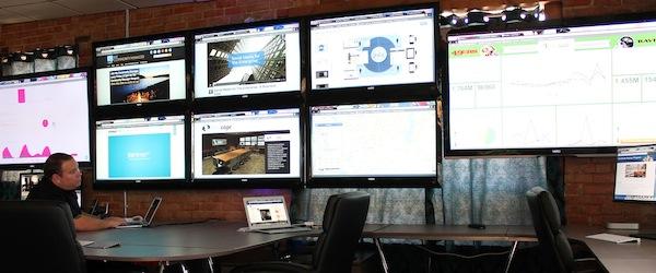 HootSuite Command Center