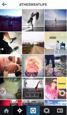 Instagram Branded Hashtags