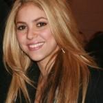Shakira in 2009. Image via Wikimedia Commons.