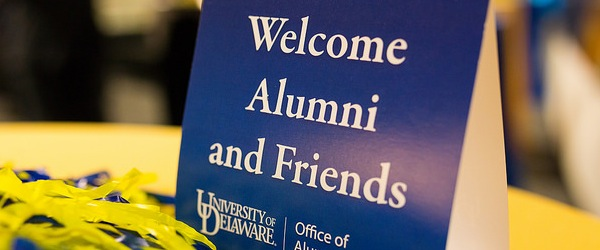 Photo by The University of Delaware Alumni Relations via Flickr