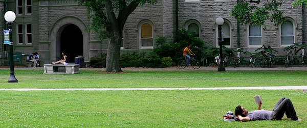 Image from Tulane Public Relations via flickr
