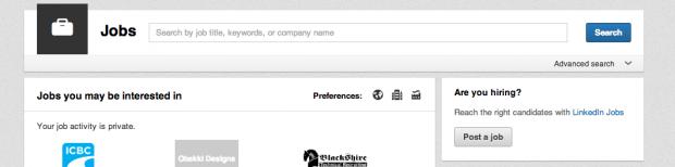 LinkedIn's Hiring Capabilities