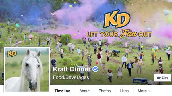 KD social media pictures
