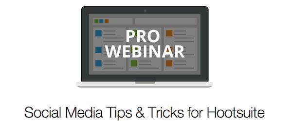 Social Media Tips and Tricks Coach Webinar
