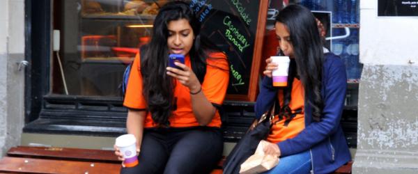 Social media for business blog post photo