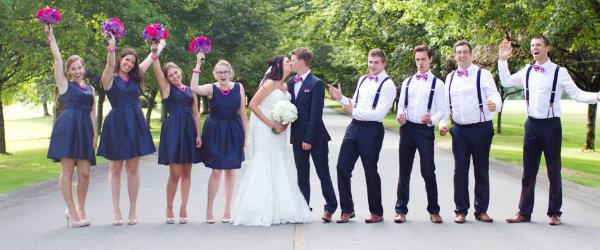 social media wedding tips