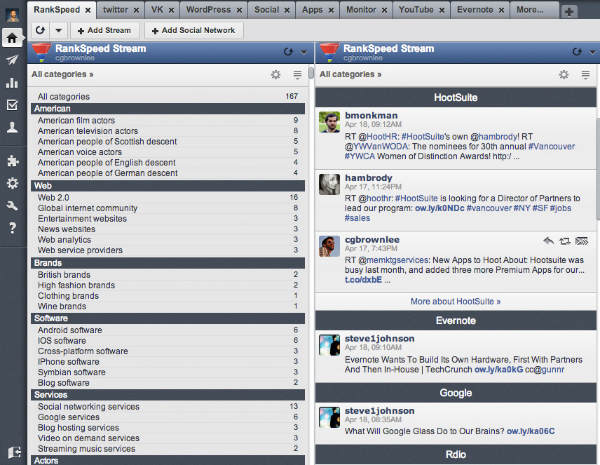 Social Media Tools for Social Media Managers - Rankspeed