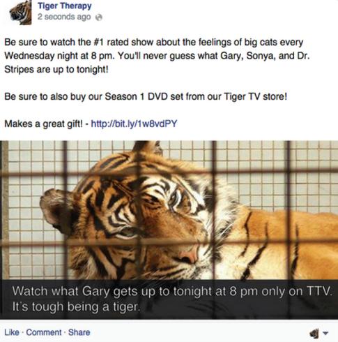 Facebook Example 1