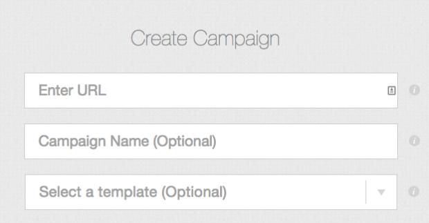 Social media advertising - StumbleUpon Create Campaign