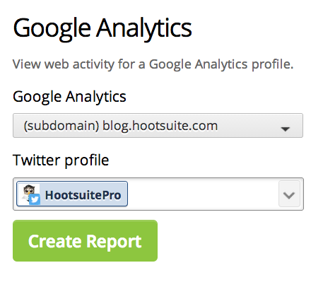 Custom URL parameters with Google Analytics - Step 4
