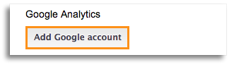 Customer URL parameters with Google Analytics - Step 3