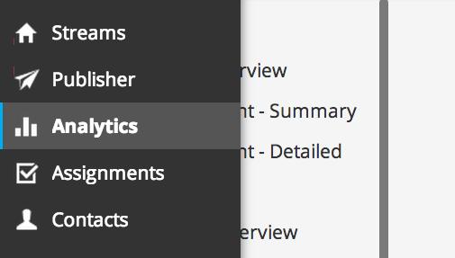 Custom URL parameters in Google Analytics - Step 1