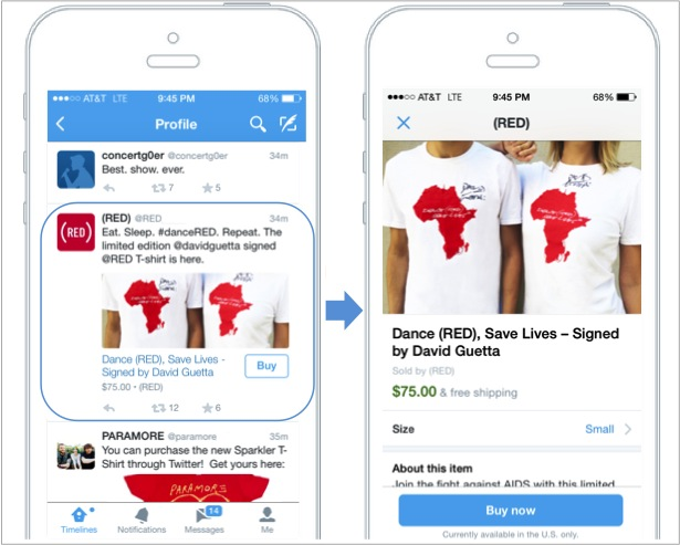 Twitter Buy Social Payments