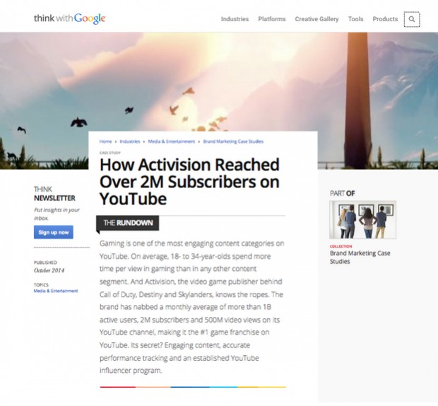 Content marketing ideas - Customer success stories