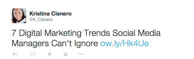 A/B Test With Social Media - Testing headlines on Twitter