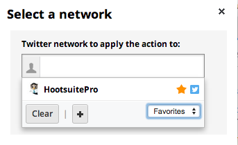 HootTip - Save a Quick Search